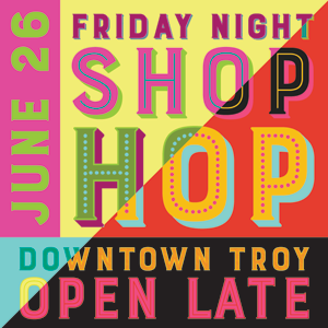 Friday Night Shop Hop